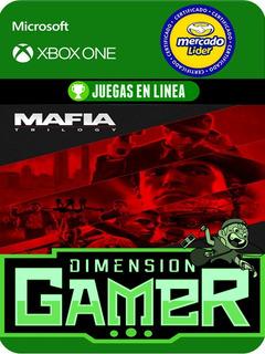 Mafia Trilogy - Xbox One Modo Local
