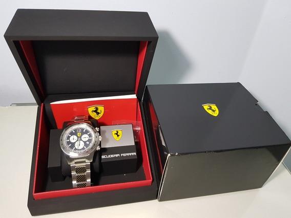 Relógio Ferrari Swiss Made Lindo!!