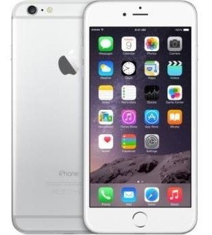iPhone 6 Plata 16 Gb
