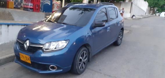 Renault Sandero Automatico Hatchback