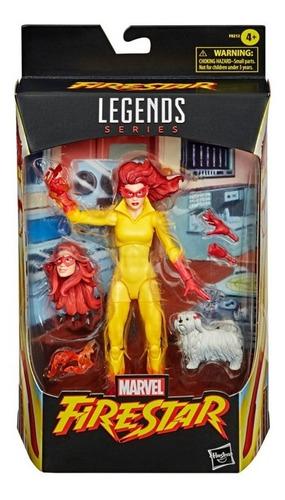 Marvel Avengers Legends Series Firestar - Hasbro F0212