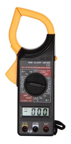 Pinza Amperométrica Digital Pronext 1000a  + Estuche T266