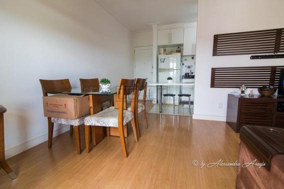 Apartamento Com 03 Dormitório(s) Localizado(a) No Bairro Parque Villa Flores Em Sumaré / Sumaré - Ap0026