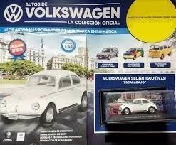 Volkswagen Sedan 1500 (1973) Escarabajo Fasciculo 1