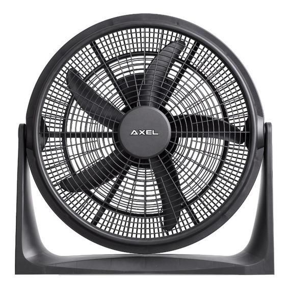 Ventilador Turbo Piso O Pared Semi Industrial 20 Pulgad Axel