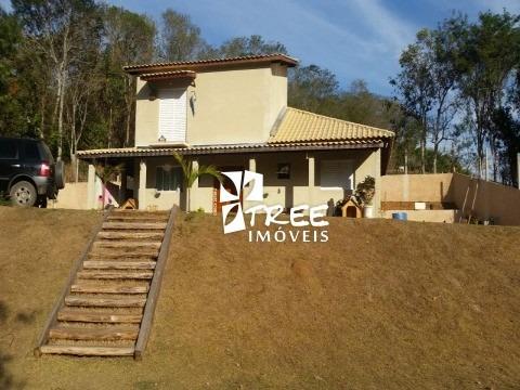 Venda - Casa - Santa Isabel, Com A/t 2000m² - Ca01457 - 33553537