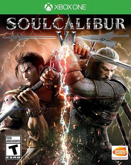 Soul Calibur 6 - Xbox One - Midia Fisica!