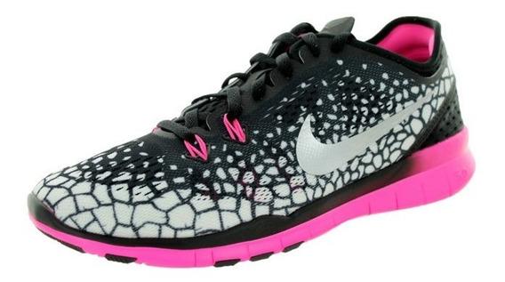 Zapatillas Nike 5.0 Fit 5 Rosas