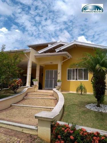 Imagem 1 de 20 de Casa Com 3 Dormitórios Para Alugar, 350 M² Por R$ 6.500,00/mês - Condomínio Terras De Vinhedo - Vinhedo/sp - Ca1975