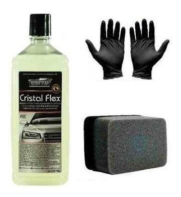 Cristal Flex Removedor De Chuva Acida Marcas Da Agua Vidros