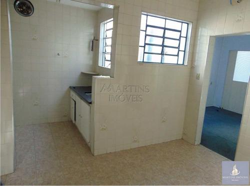 Imagem 1 de 9 de Centro | Casas Amplas 116 M²  2 Dorms Varanda | 7671 - V7671