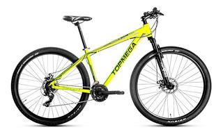 Bicicleta Mountain 29 Top Mega Sunshine Aluminio Freno Disco