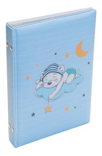 Álbum Do Bebê 100 Fotos 15x21 Várias Capas Menino