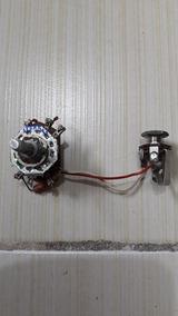 Amplificador Polyvox Ap 3070. Chave Speakers. Entr.phones