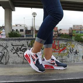 Zapatillas Nike Air Max 90 Modelo Ee.uu