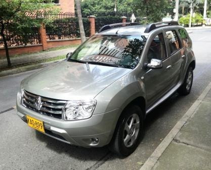Renault Duster Dynamic 2013,original,solo 39.500 Kmts