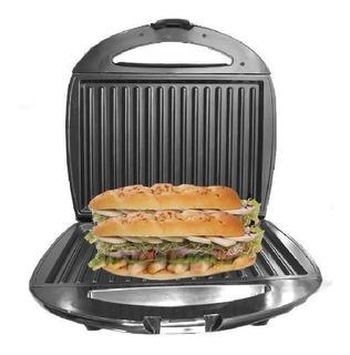 Sandwichera Tostadora Electrica Paninis Doble Winco W-018
