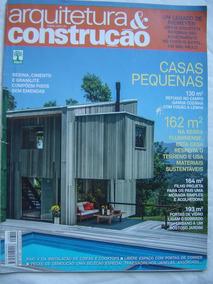 Revista Arquitetura & Construção Nº1 - Janeiro 2013.