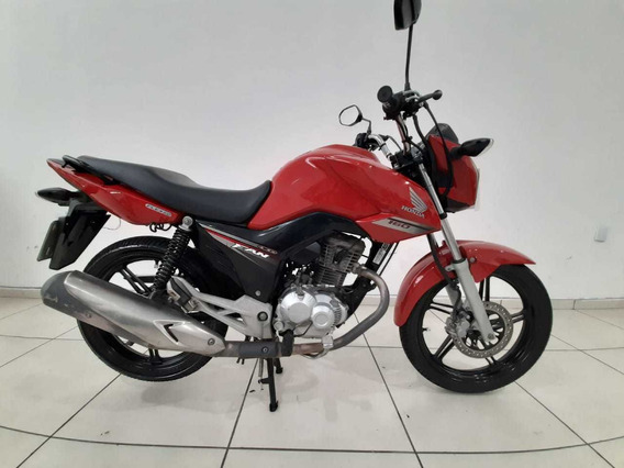 Honda Cg 160 Fan 2016