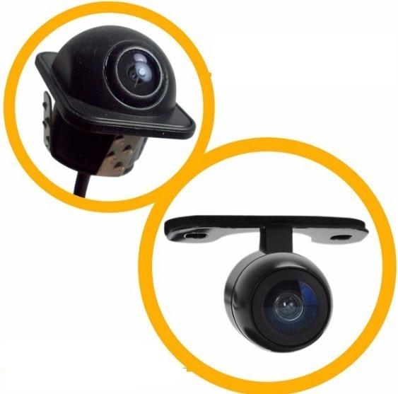 Camera De Ré Borboleta Ou Tartaruga Universal Automotivo