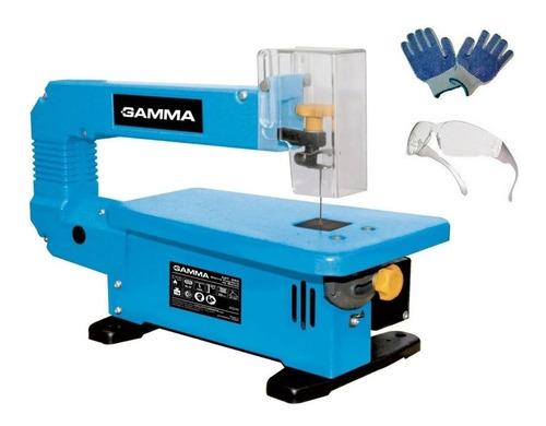 Sierra Caladora Gamma Ingletadora De Banco 220v Modeladora