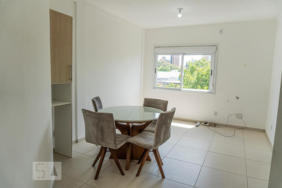 Apartamento Para Aluguel - Rio Branco, 1 Quarto, 33 - 893036678