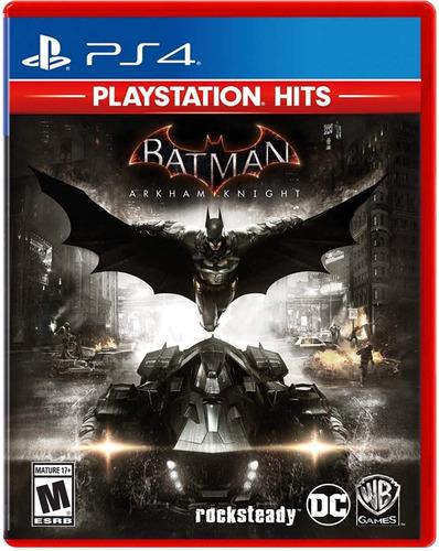 Batman Arkham Knight - Ps4 Fisico Nuevo & Sellado