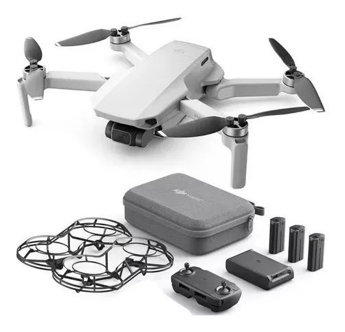 Dji Mavic Mini Fly More Combo 1 Ano Garantia Pronta Entrega
