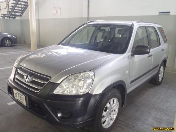 Honda Cr-v Lx Sport Wagon