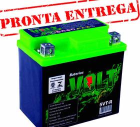 Bateria De Moto Honda Titan Fan 125/150 Bros Xre300 12v 5ah