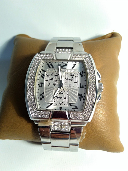 Relógio Guess - Made Japan - Guess Steel