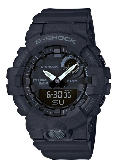 Relógio G-shock Gba 800 1adr Bluetooth Step Tracker Original