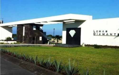 Veracruz Alvarado Riviera Veracruzana Lomas Diamante Vendo Terreno