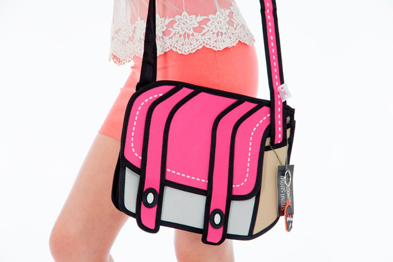 Morral Zaaap! Shomishomi Original Fucsia Outlet