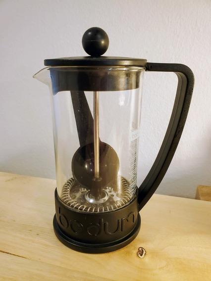 Cafetera Bodum Brazil 3 Pocillos 0.35 L Impecable