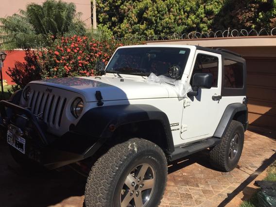 Jeep Wrangle Impecavel