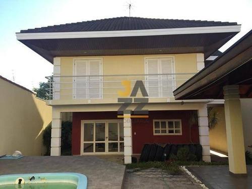 Casa Com 3 Dormitórios À Venda, 240 M² Por R$ 880.000,00 - Vila Industrial - São José Dos Campos/sp - Ca13755