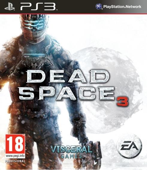 Dead Space 3 - Psn Ps3 Play 3 Pronta Entrega