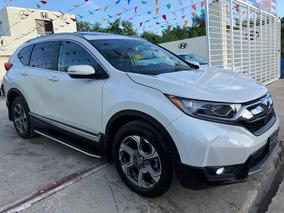 Honda Cr-v Exl 2017 Recibo Vehículos De Menor Valor