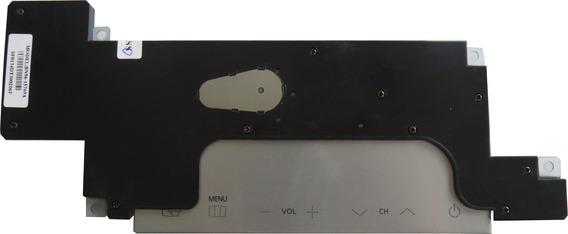 Placa Teclado Funções Samsung Un55c9000smxzb / Bn96-15769a