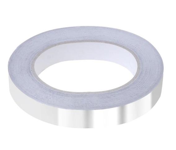Fita Adesiva Aluminio Retrabalho Calor Solda Bga 10mmx40m