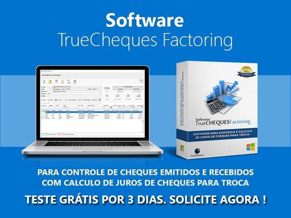 Software Para Controle De Troca De Cheques E Emprestimos