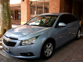 Chevrolet Cruze 1.8 Lt Mt 4 P Impecable