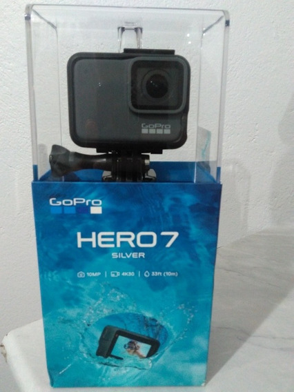 Gopro Hero 7 Silver Produto Lacrado