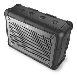 Parlante Portatil Bluetooth Acuático Iluv Impact Level 2
