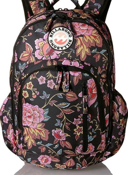 Mochila Billabong Girls Roadie Jr Backpack Mujer Niña 30 L