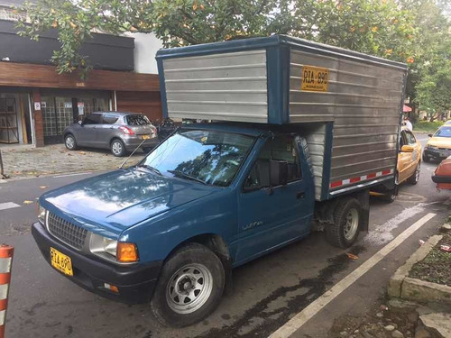 Chevrolet Luv 1.6 En Furgon . Modelo :1993