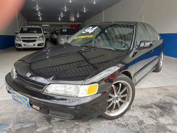 Honda Accord Ex 2.2 Preto 1994