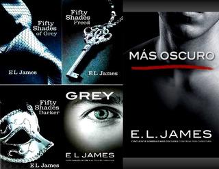 50 Sombras De Grey Completo+ Kamasutra(7 Libros)+ Otra Saga