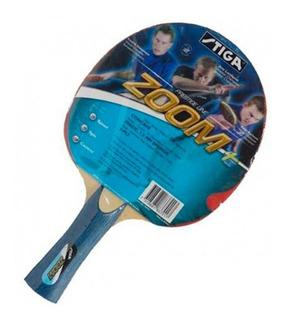 Raqueta Zoom Ping Pong Tenis De Mesa Stiga Paleta Sellada